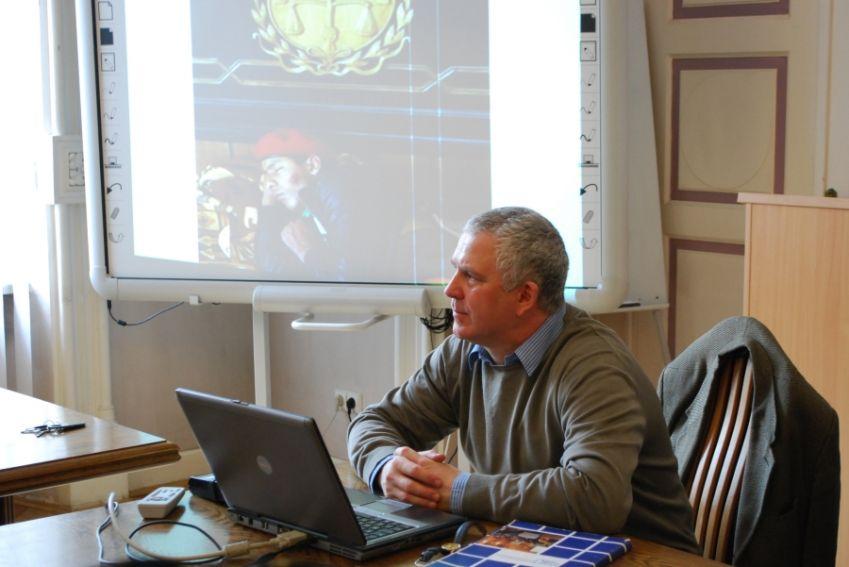Świat w polskich mediach – spotkanie z Jerzym Haszczyńskim