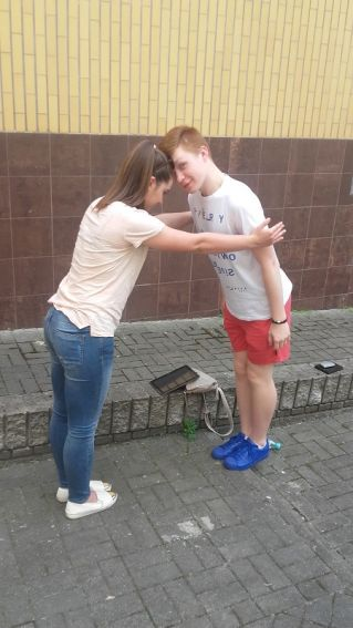Język angielski w plenerze z mgr Renatą Łukiewicz-Kostro