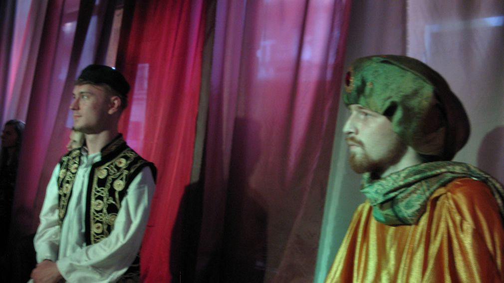 Spektakl teatralny w ramach Nocy Kultury