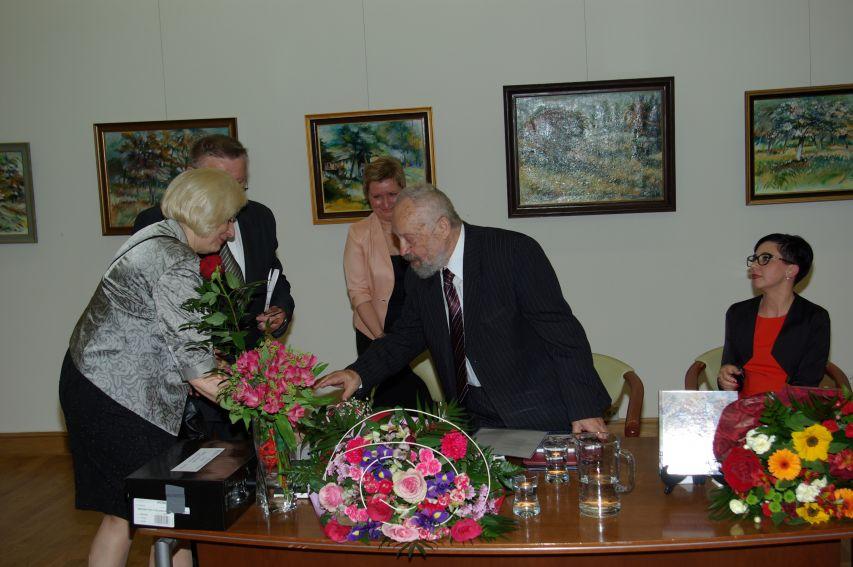 Fotorelacja z Jubileuszu z okazji osiemdziesięciolecia...