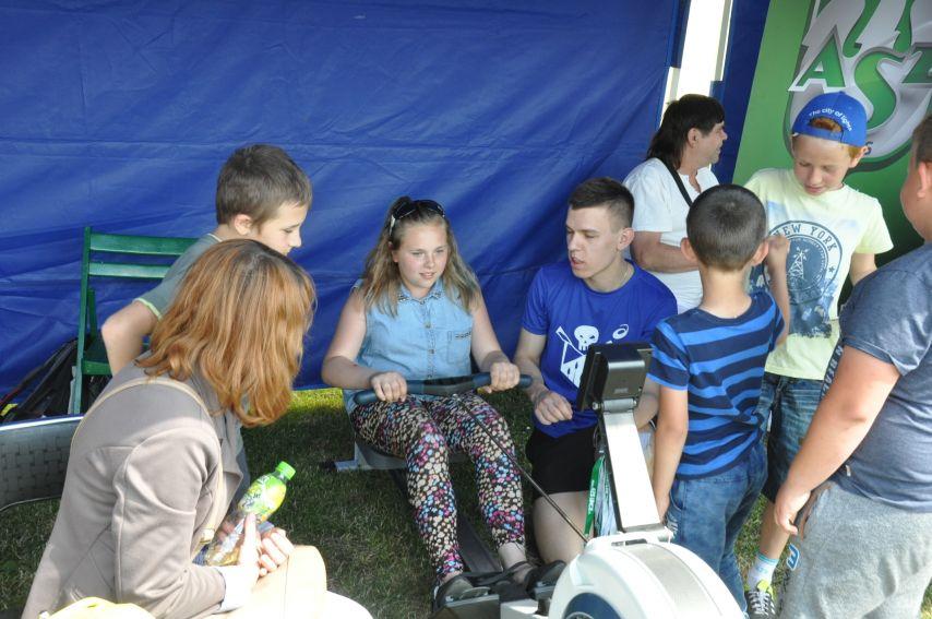 Mini Piknik Naukowy UMCS - Dni Bełżyc 2016