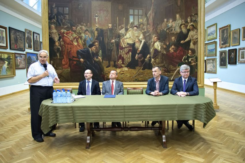Ślady Josepha Conrada - VI międzynarodowa konferencja...