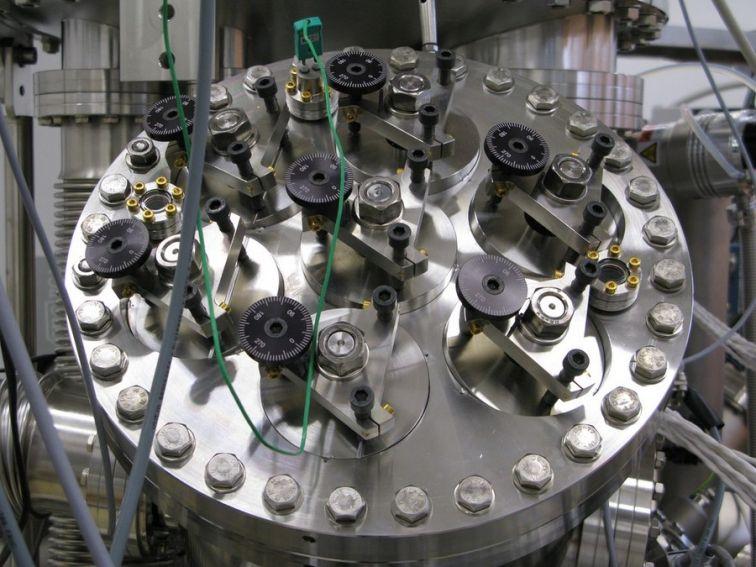 Spektroskopia elektronowa (XPS)