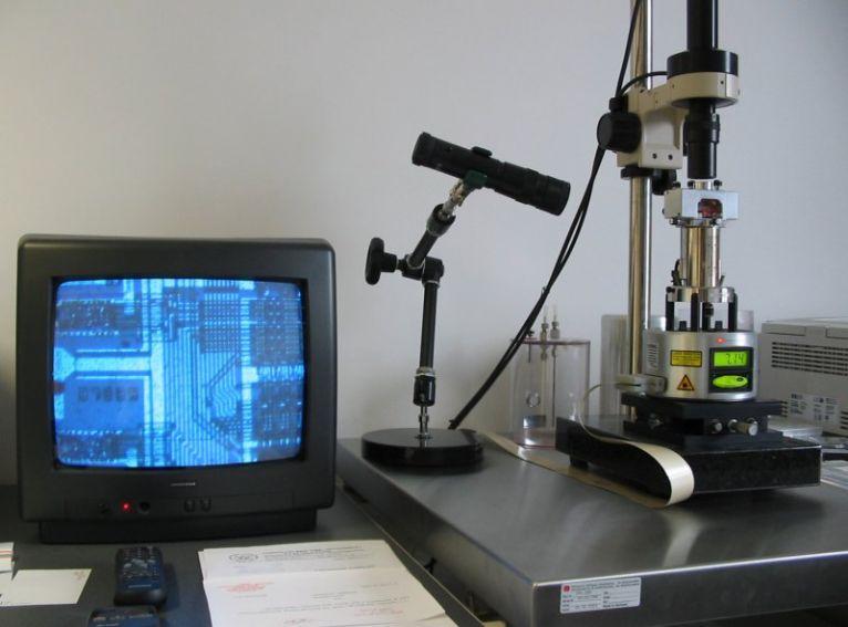 Mikroskopia Sił Atomowych (AFM)