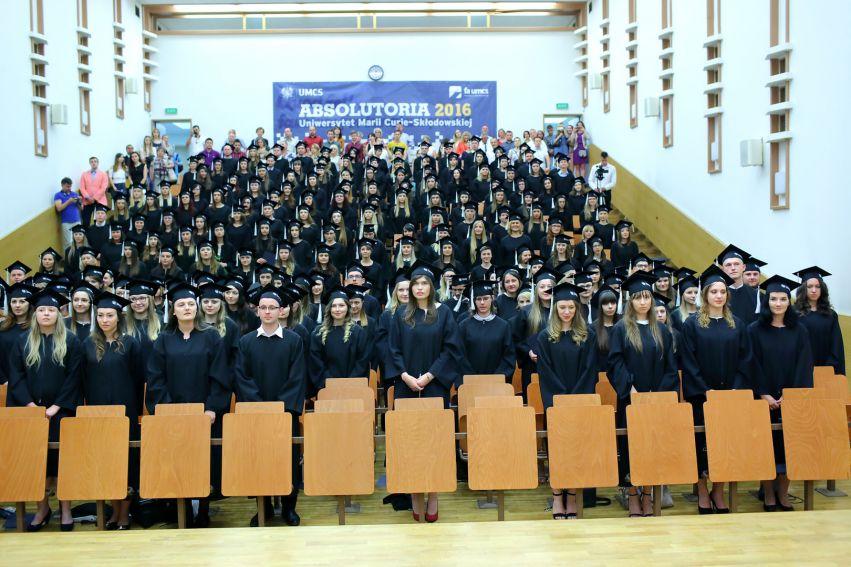 Absolutoria 2016 na Wydziale Humanistycznym