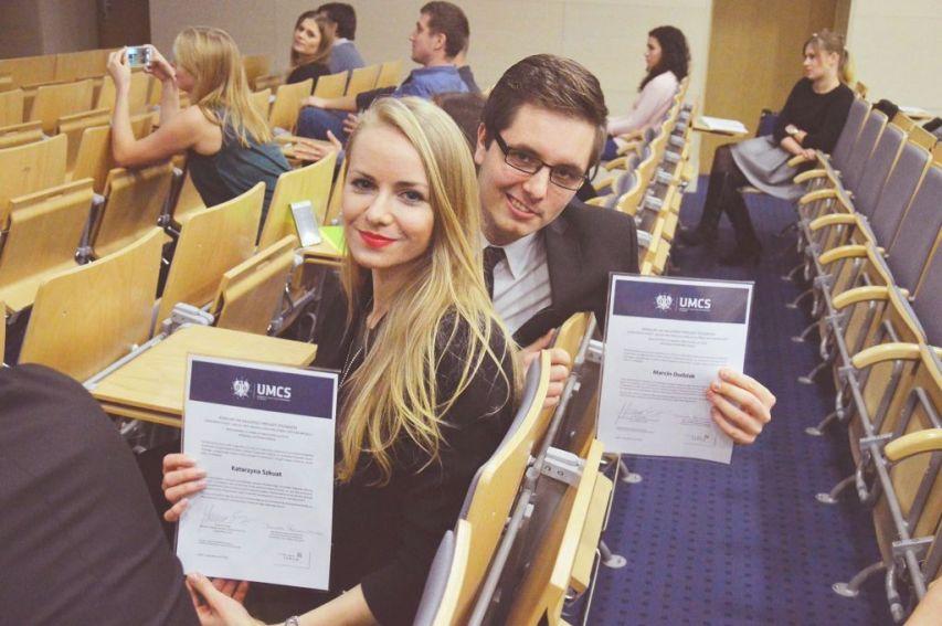 Konkurs na Najlepszy Projekt Studencki