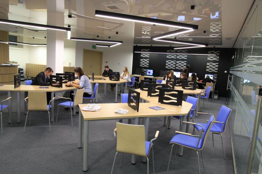 Biblioteka Wydziału Ekonomicznego