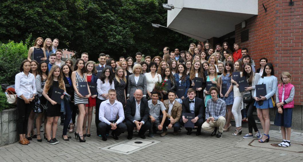 Zakończenie roku akademickiego w CJKP