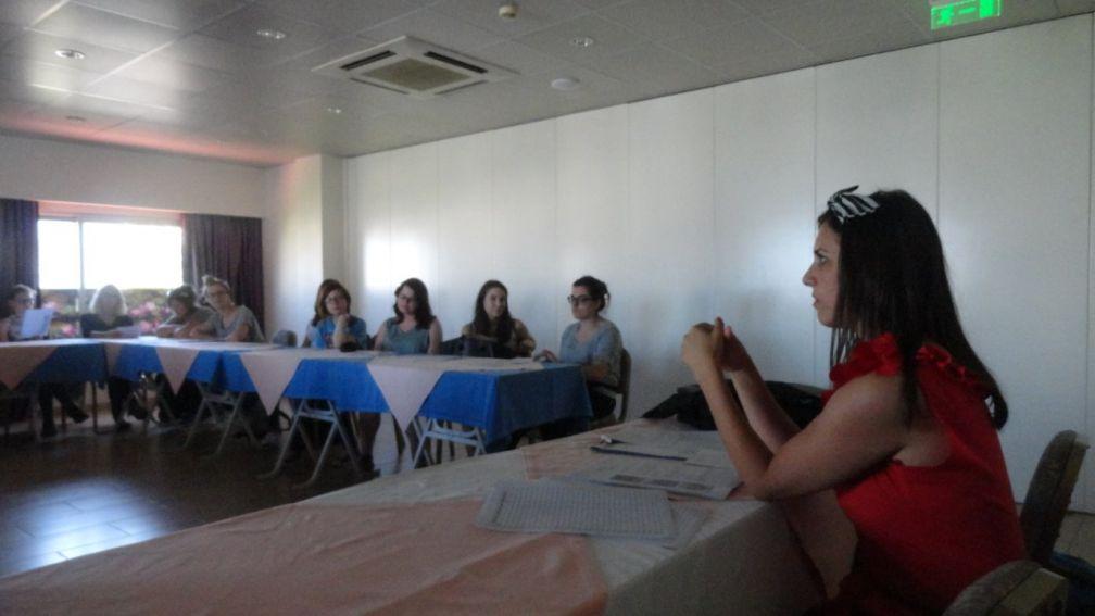 Staże na Cyprze studentów WFiS - krótka fotorelacja