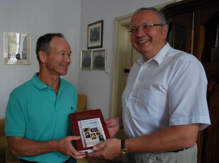 Spotkanie z z prof. Leonidem Smilovitskym