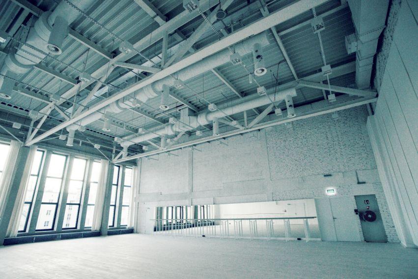 Sala Baletowa CSK.