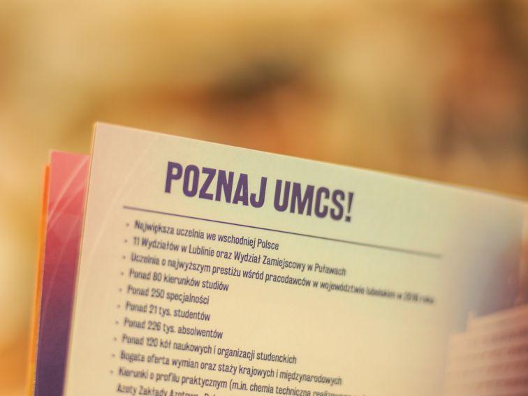 Akademicka klasa językowa w Gimnazjum nr 18 w Lublinie