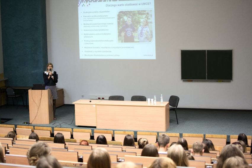 Lubelski Salon Maturzystów Perspektywy 2016