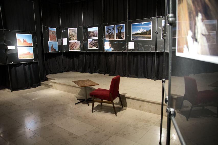 Wystawa Krajobrazy Stanów Zjednoczonych Ameryki