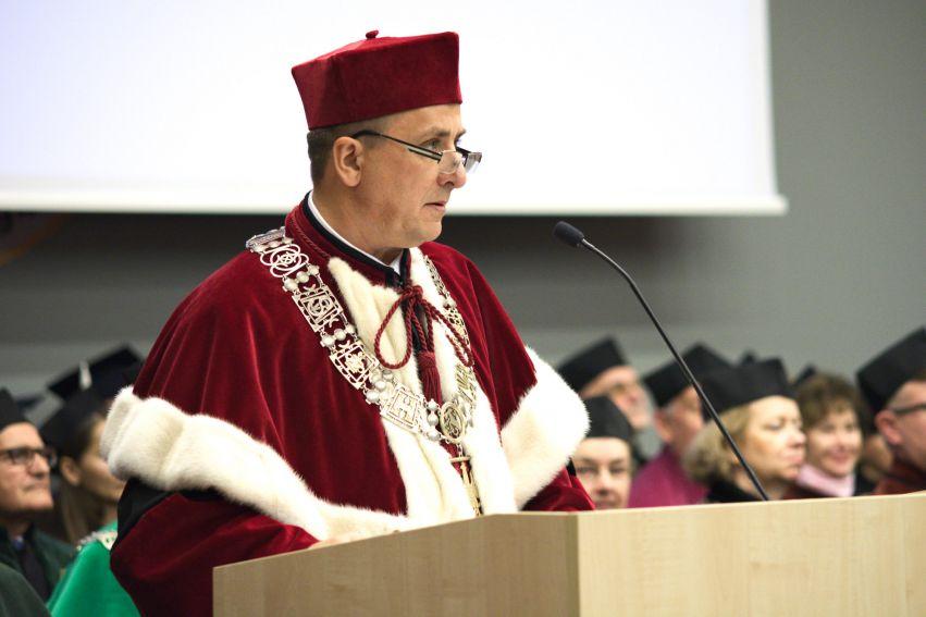 Uroczysta Inauguracja roku akademickiego 2016/2017