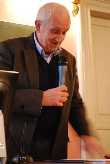 Spotkanie z Profesorem Andrzejem Friszke