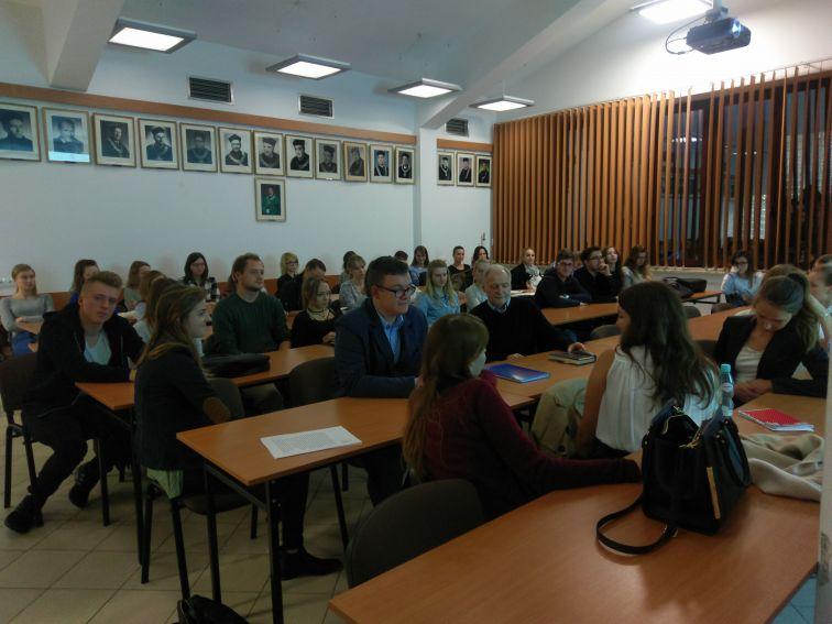 XXXIII Debata Studencka - Prezentacja wyników prac...