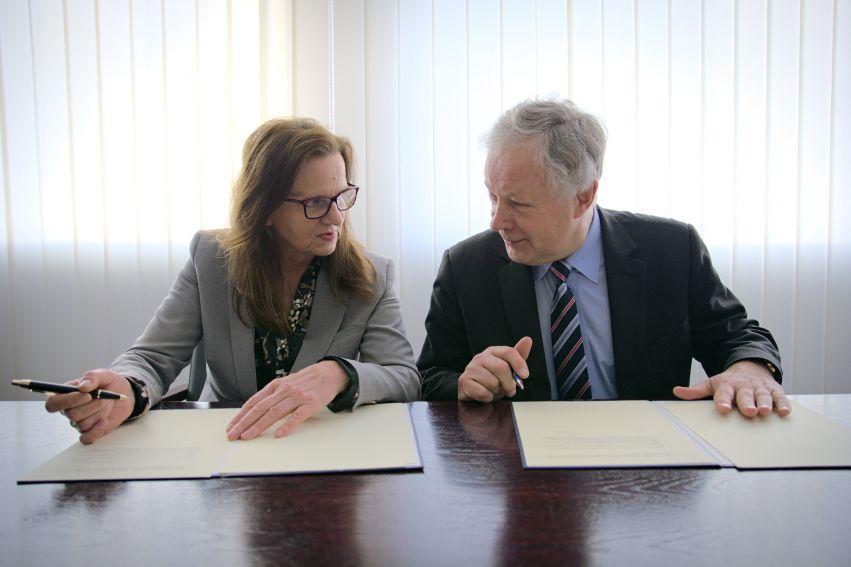 Współpraca UMCS i ZUS