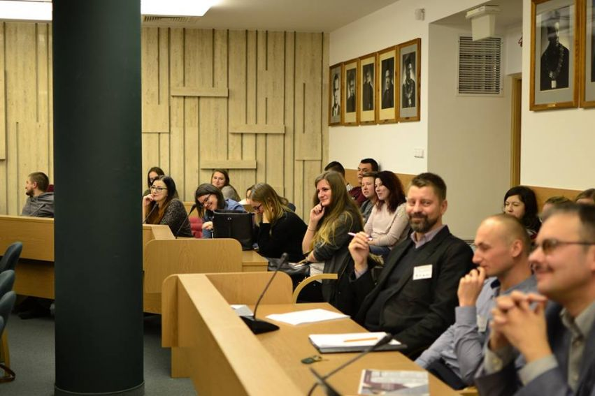 Problemy nauczania ustawicznego (...) - fotorelacja z...