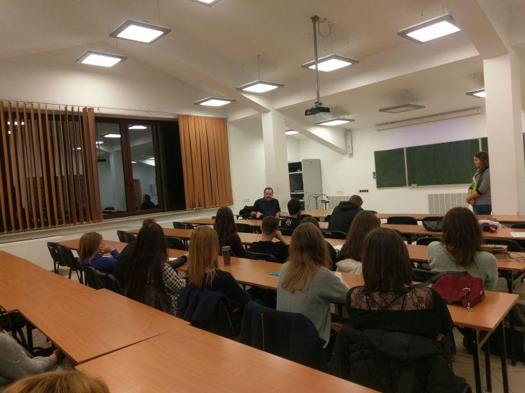"""XXXIV Debata Studencka - """"Czy w Lublinie tworzymy..."""