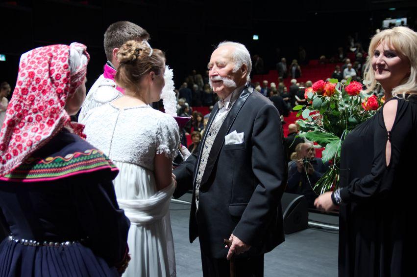 Benefis Stanisława Leszczyńskiego