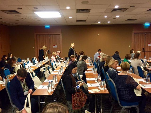 """Konferencja """"Skuteczne zarządzanie edukacją językową..."""