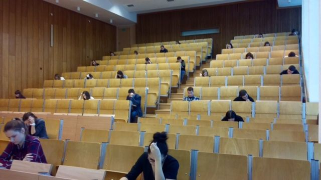 TOEIC Egzamin 3.12.2016