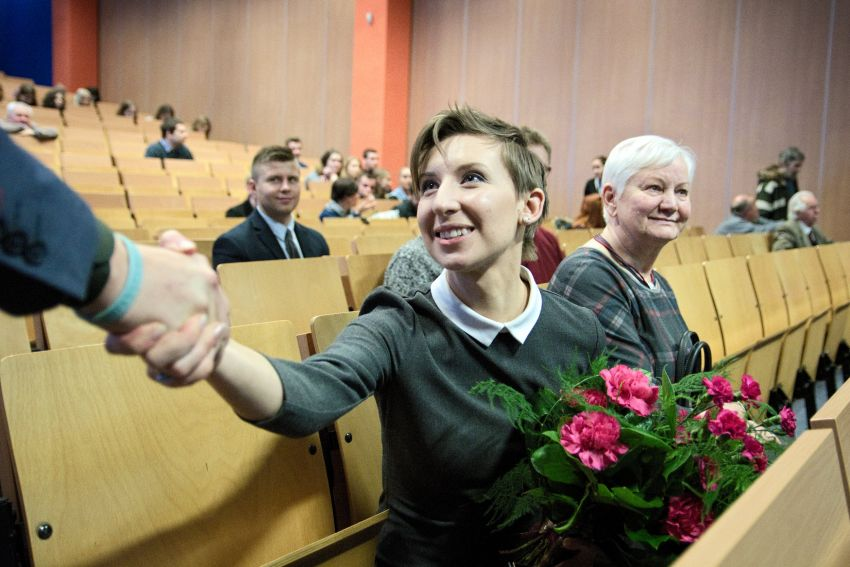 Akademicki Laur Dziennikarski dla doktorantki UMCS