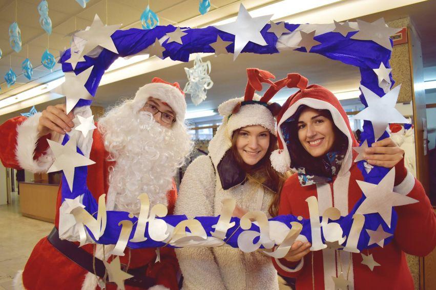 Święta tuż tuż..! WE w gotowości :)