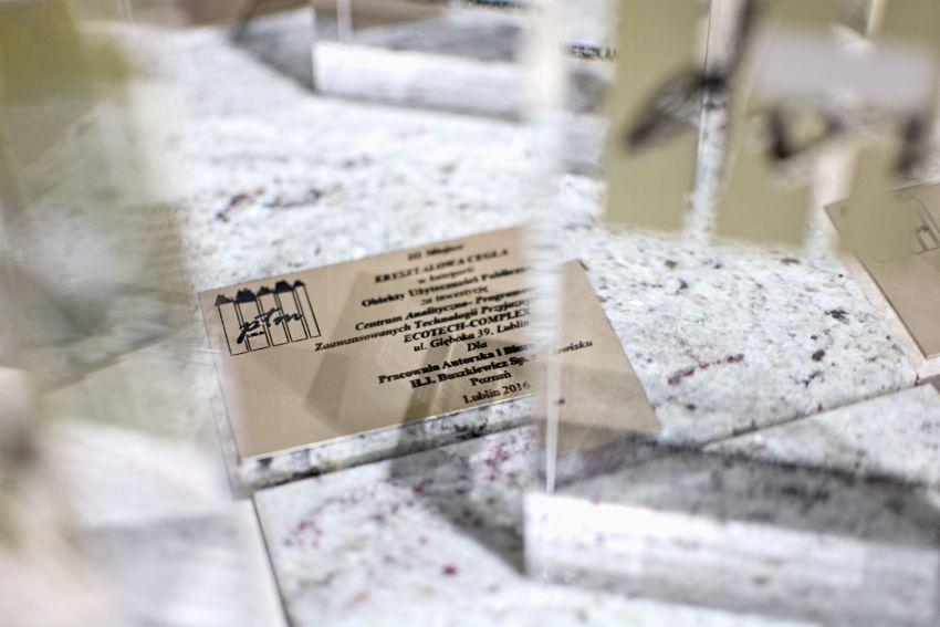 Kryształowa Cegła dla ECOTECH-COMPLEX