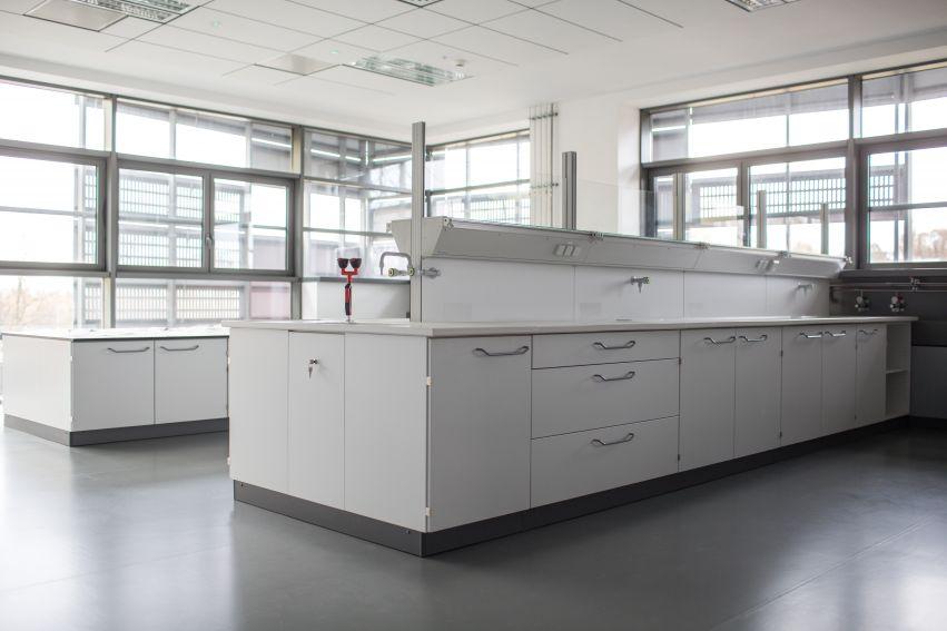 Laboratoria w Centrum ECOTECH-COMPLEX