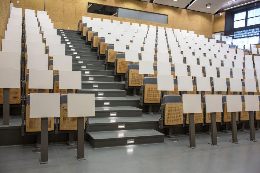 Sala audytoryjna w Centrum ECOTECH-COMPLEX