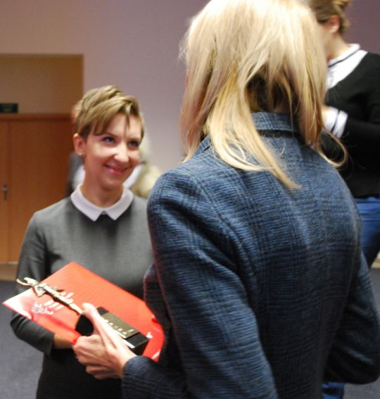 Akademicki Laur Dziennikarski przyznany!