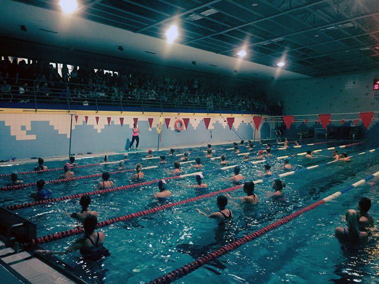 IV edycja sztafety pływackiej