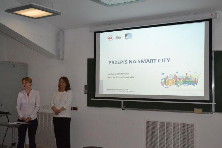 """Przepis na Smart City"" - Gospodarka..."