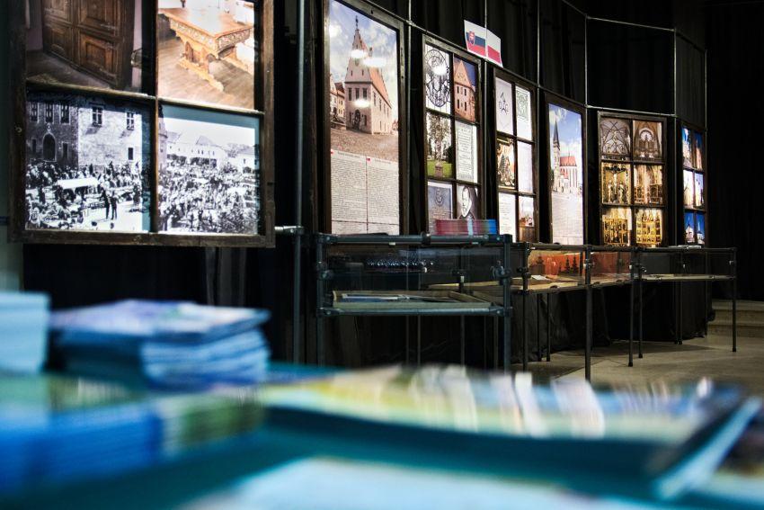 """Wystawa """"Bardejov - światowe dziedzictwo UNESCO"""""""