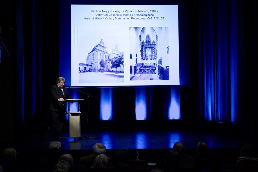 Konferencja: Lublin – początki kariery miasta do XVI wieku