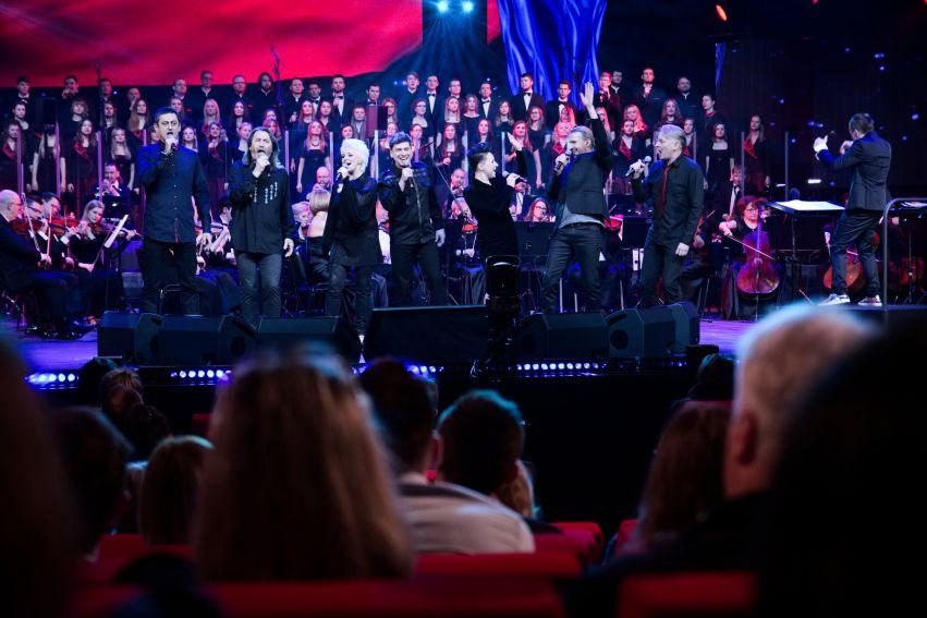 """Koncert """"Zakochani w Lublinie"""""""