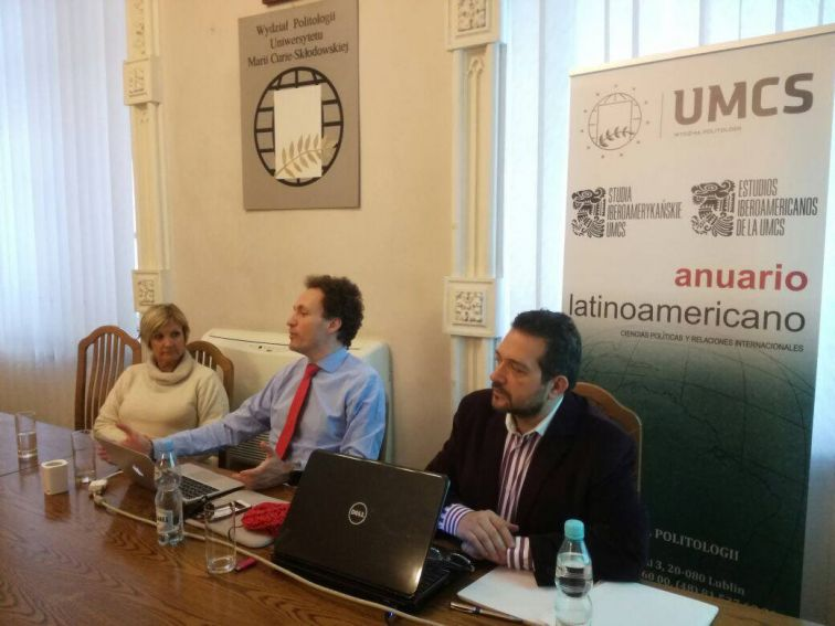 Encounters with Latin America at UMCS Political Science...