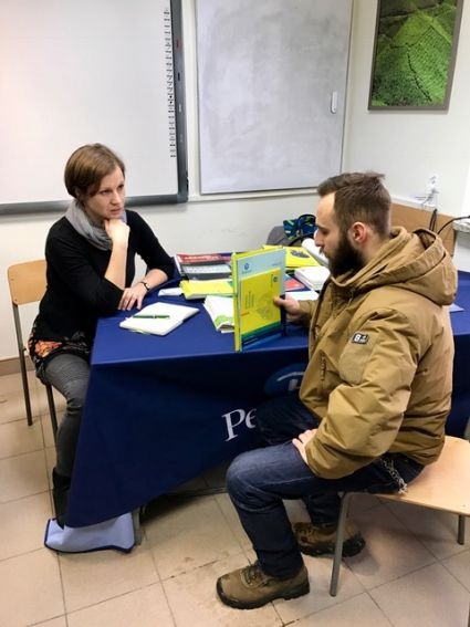 Spotkanie z przedstawicielami wydawnictw językowych