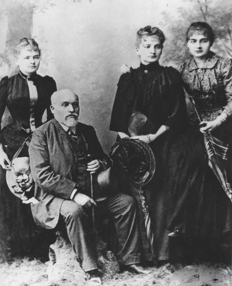 Maria i jej rodzina