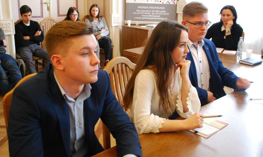 VII Debata oksfordzka na Wydziale Politologii