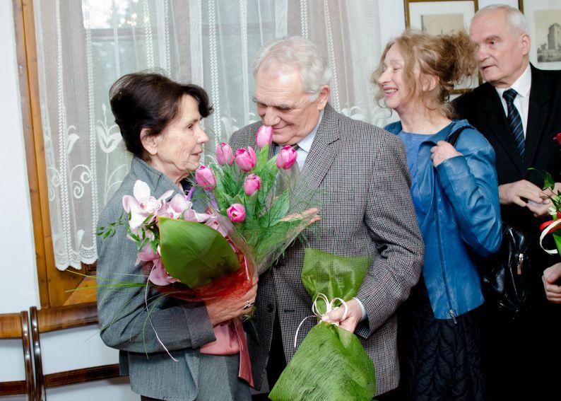 Relacja z Jubileuszu prof. dr hab. Haliny Saweckiej