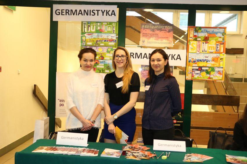 Drzwi otwarte - Germanistyka i lingwistyka stosowana...