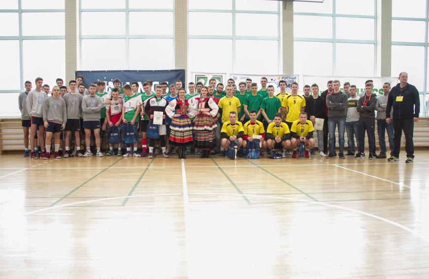 Turniej o Puchar Rektora UMCS - Drzwi Otwarte 2017