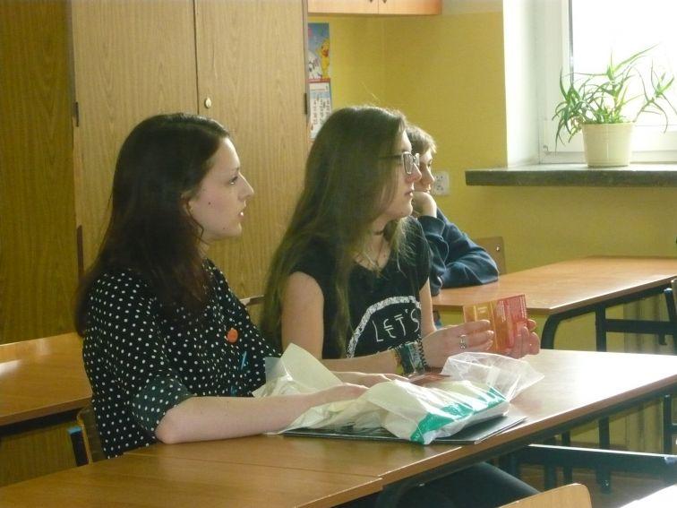 Warsztaty prowadzone przez studentów lingwistyki...