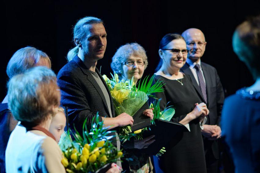 Medal 700-lecia Lublina dla Piotra Selima