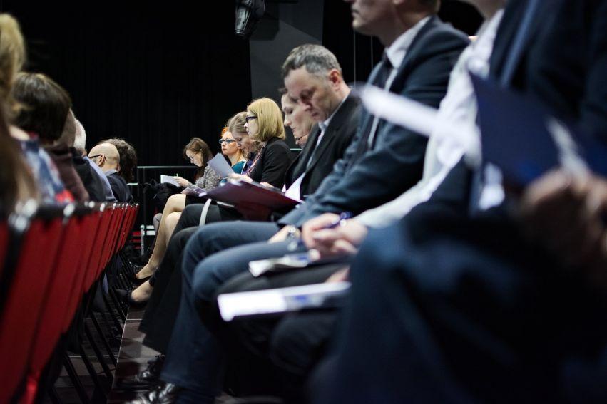 """Konferencja """"Zmiana myślenia o zamówieniach..."""