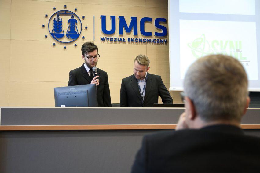Dzień Logistyka na UMCS