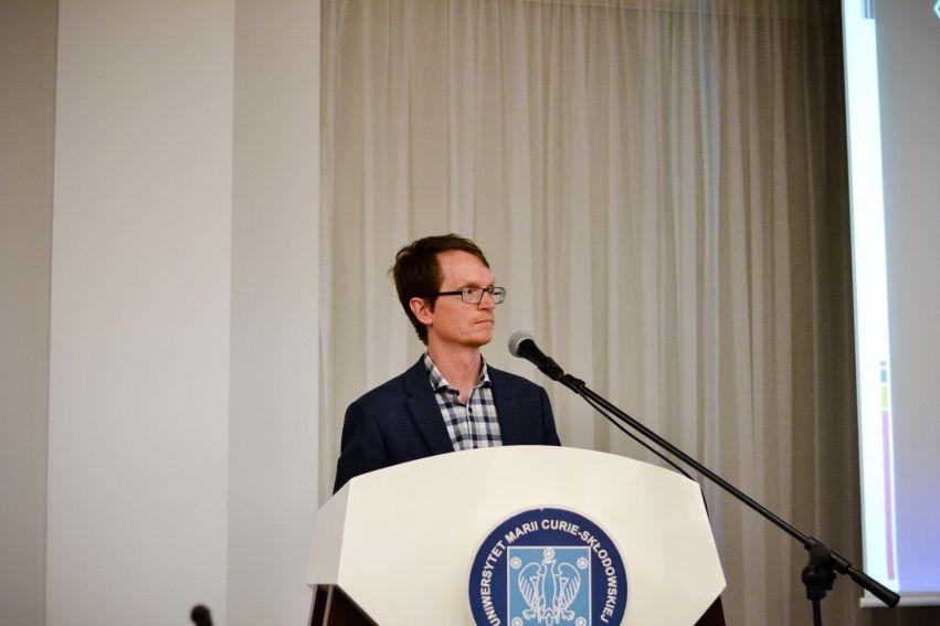 Wykład prof. Stephena D. Dougherty'ego
